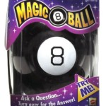 Magic 8 Ball (book and toy)